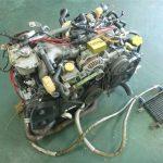 ヤフオク出品中 インプレッサ WRX STi EJ20 エンジン