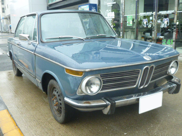 ヤフオク出品中 1973年 BMW2002  を出品中!