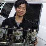 パーツ情報 2TGエンジン、ウェバー40Φ、ソレックス40Φの買取
