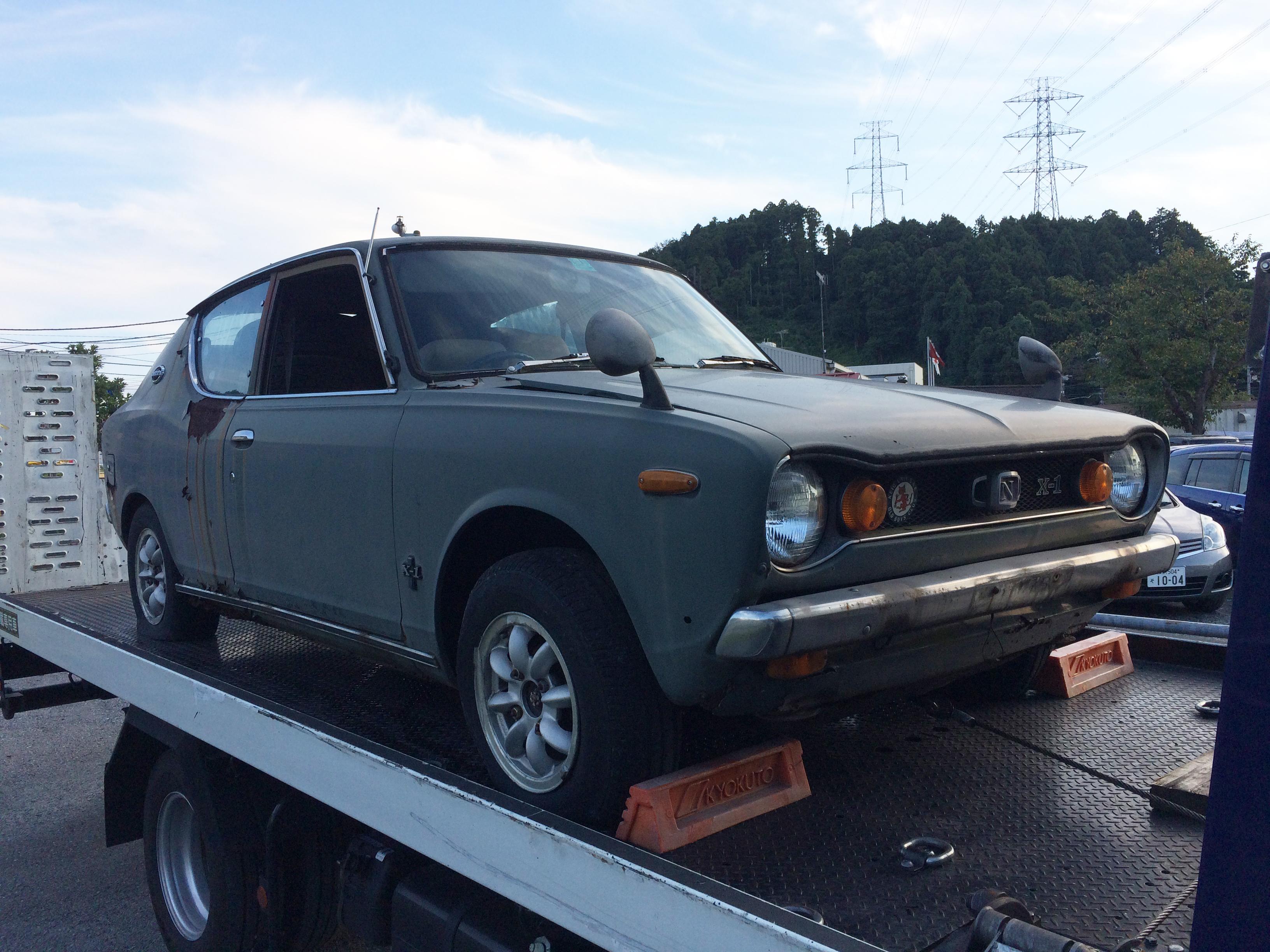 不動車 チェリー買取情報  神奈川にて不動のチェリーを買取