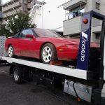 不動車 買取 茨城にて180SXの買取