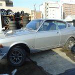 ヤフオク出品中!!A57C 三菱  ギャラン GTO