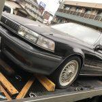 不動車 買取情報 茨城にてJZX81クレスタを買取