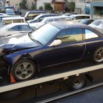 事故車 シルビア買取情報 千葉にて事故現状シルビアを買取
