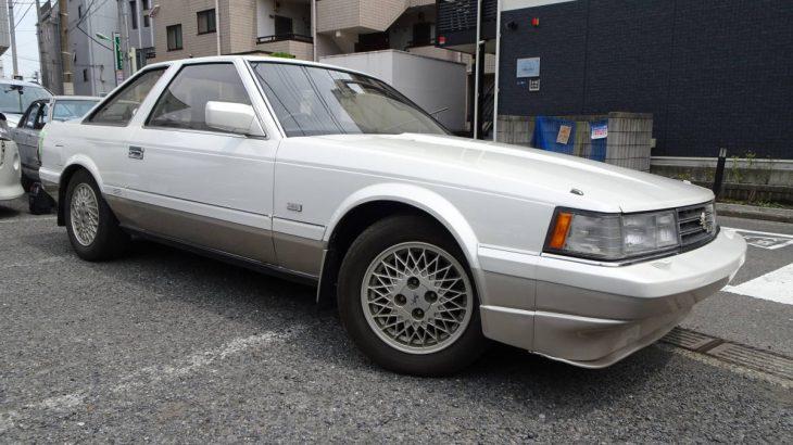ヤフオクに出品中!最終型 昭和60年式 S60 MZ12 ソアラ 後期 3.0GTリミテッド