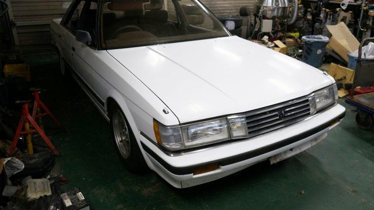 [不動車買取情報]長野にて71マークⅡを買取