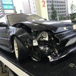 [事故車買取情報]千葉にて事故車のCR-Xを買取