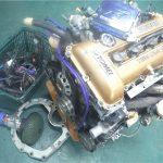 [ヤフオク]実動・動画あり  RPS13 180SX SR20DET ターボエンジン本体
