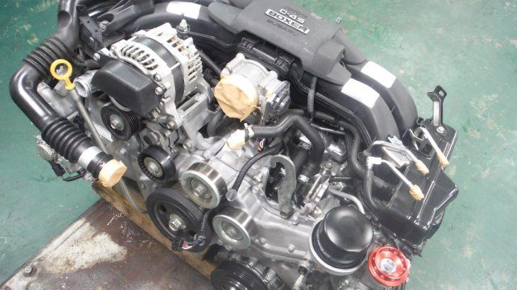 [ヤフオク]ZN6 86 FA20エンジン