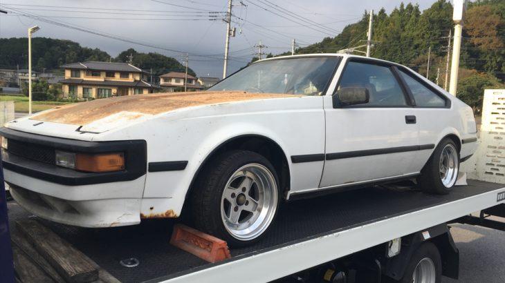[不動車買取情報]栃木にてセリカXXを買取