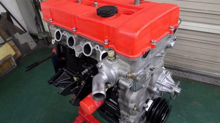 [ヤフオク]FJ20ET エンジン オーバーホール済み 鍛造ピストン ハイカム入り 出品中!