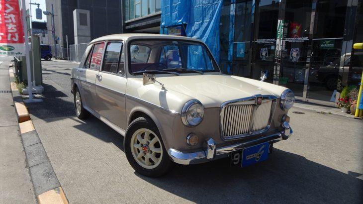 [ヤフオク情報]1965年式 MG1100 4ドア4MT をヤフオクに出品中