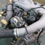 [ヤフオク情報]FD3S RX-7 1型 前期 純正 13B ロータリーターボ ノーマルエンジンを出品中!