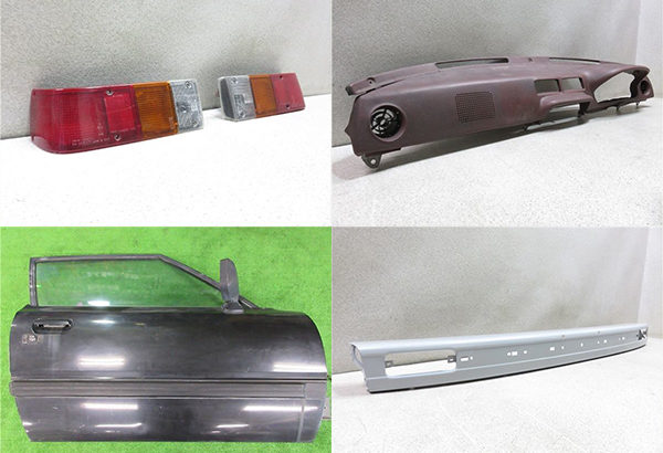 [ヤフオク情報]SA22C サバンナRX-7のパーツが入荷!