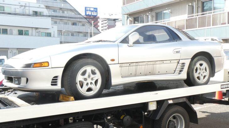 [買取入庫情報]平成3年式 三菱GTO (Z16A型)