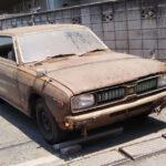 [買取入庫情報] 昭和47年式 セドリック 2DHT(230型)
